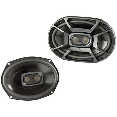 Polk Inch 3-Way Stereo Audio |