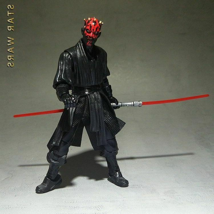 Darth Maul Black Series Star Wars Action