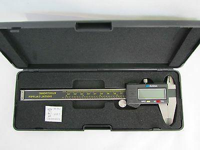 Digital Stainless Measures Inch/MM with Case and