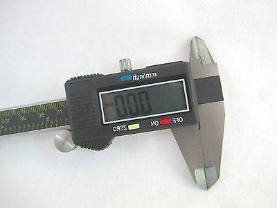 Digital Caliper Inch Stainless with and Battery