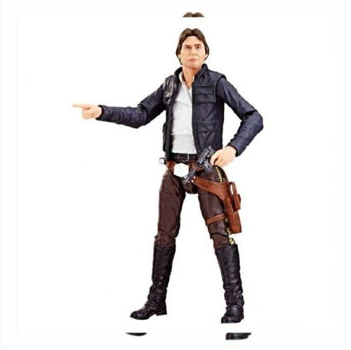 e5 bl han solo action figure