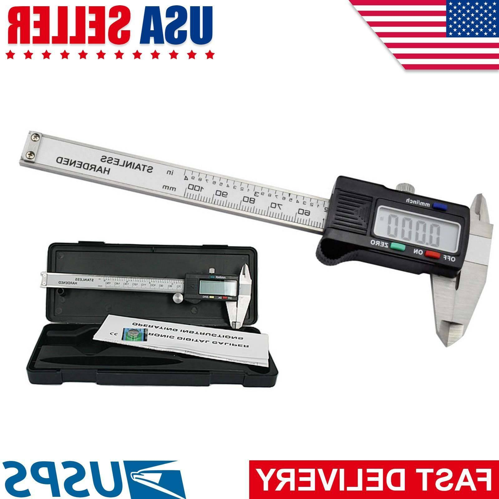 electronic vernier caliper gauge stainless