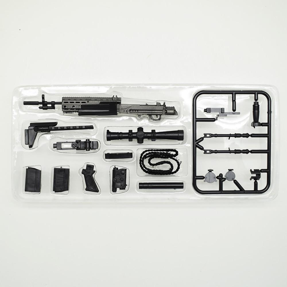 inch MODO Rifle Weapon Toys Model Bandai Models