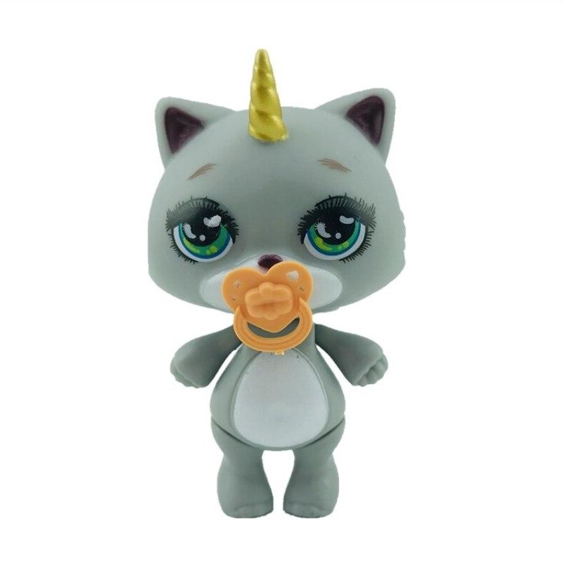 Lanyitoys Cute soft kitties anime toys children Gifts