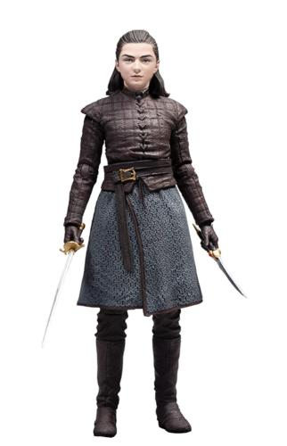 McFarlane Toys Game of Thrones Arya Stark Action Figure, Mul