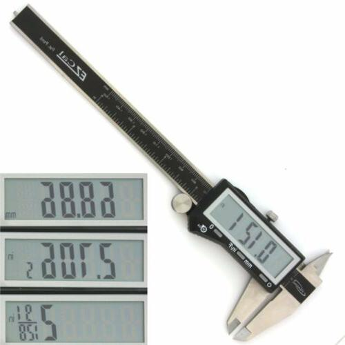 iGaging IP54 Electronic Digital Caliper 0-6 Display InchMetr