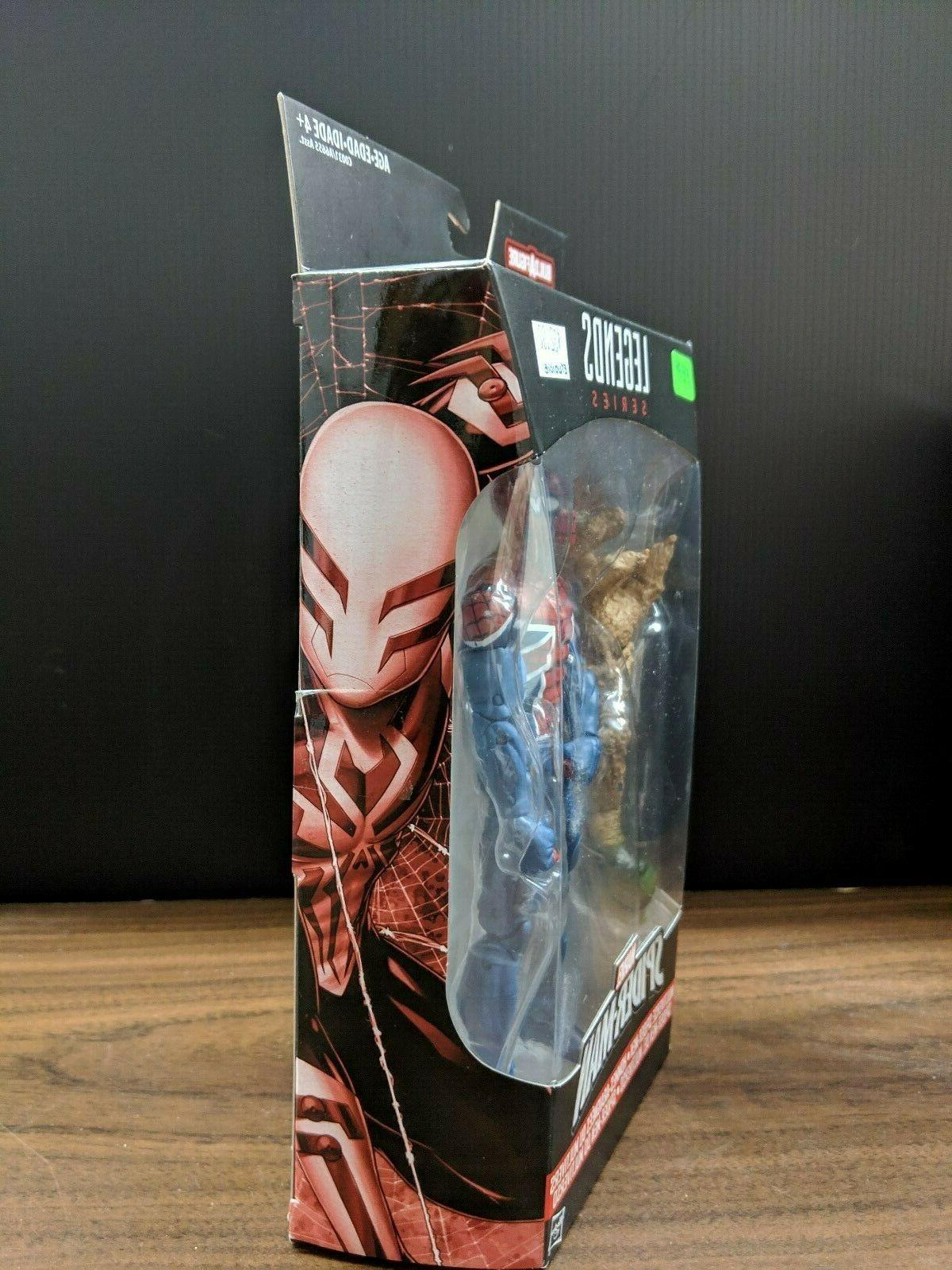 "Marvel Legends- SPIDERMAN UK 6"" Figure IN-HAND"