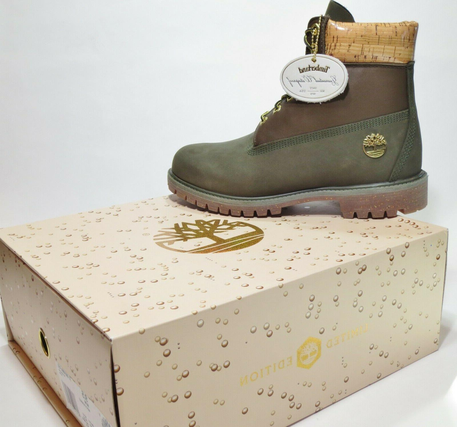 Timberland inch Limited Boots Dark Green