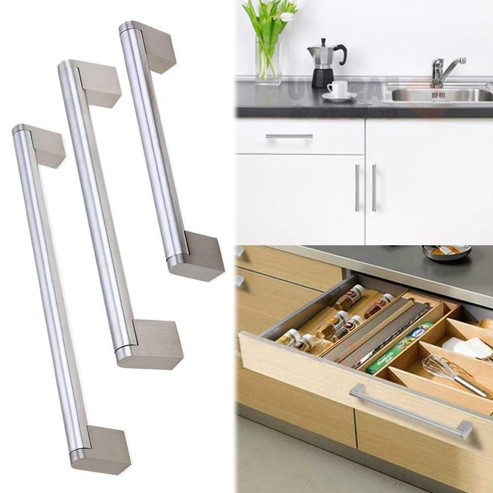 Modern Steel Furniture Kitchen Handles Drawer