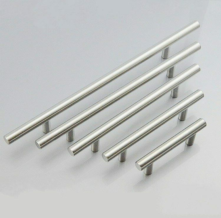 modern t bar stainless steel furniture hardware