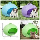Nature Portable Egg Shape House for Cat Small Dog Puppy Kenn