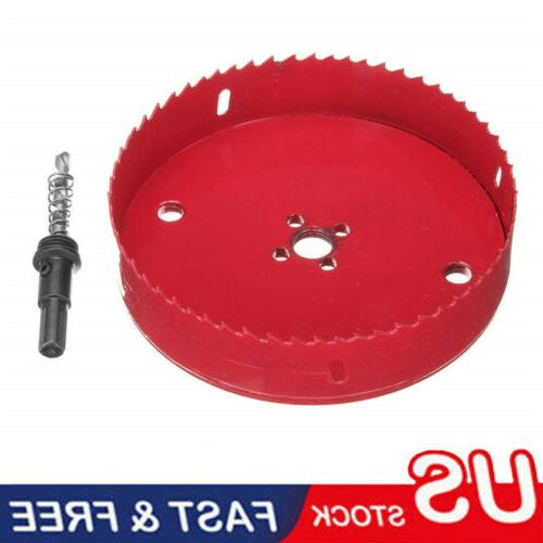 new 6 inch 150 mm hole saw