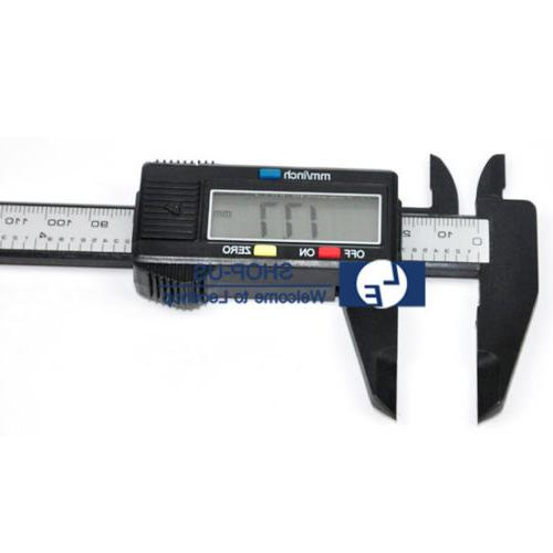 New Stainless Electronic Vernier 6inch Micrometer