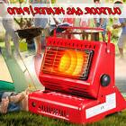 Portable Outdoor Gas Heater Adjustable Barbecue Camping Tent