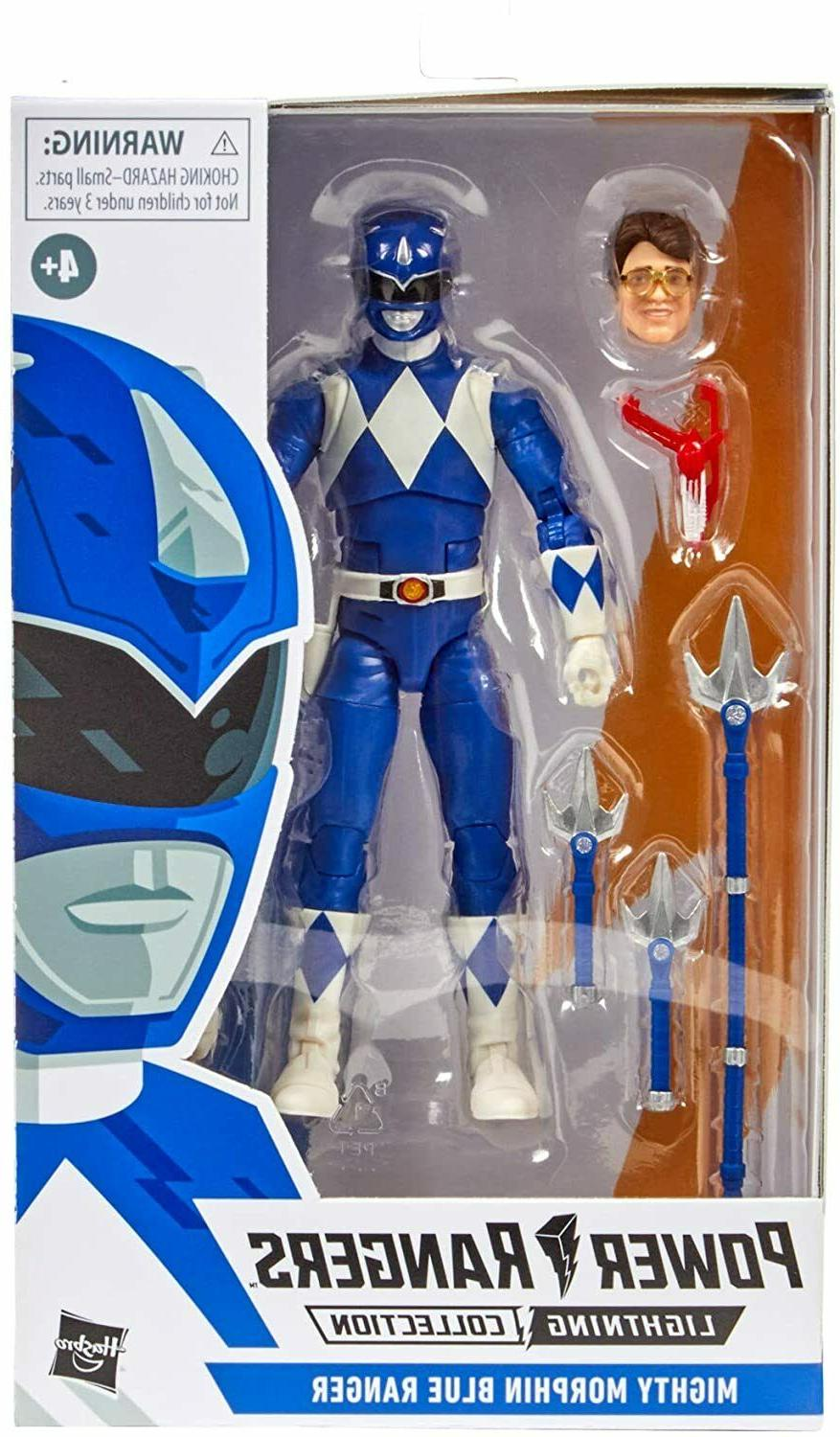 Power Mighty Blue 6-Inch*
