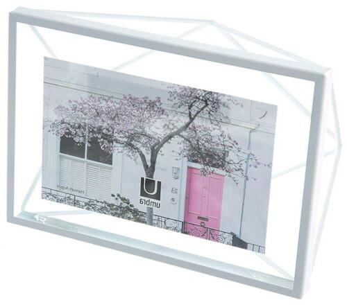 "Umbra Prisma 4 x 6"" Desktop/Wall Mounted Picture Frame  3130"