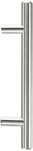solid stainless steel bar pull