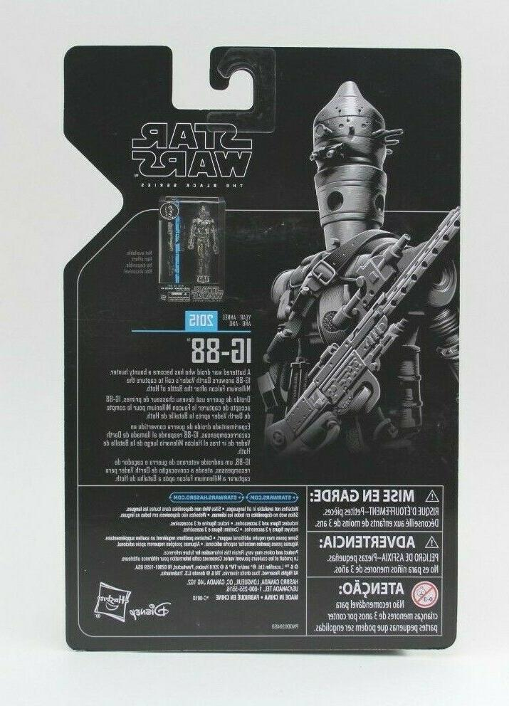 Star Series IG-88 Archive Hunter 6-Inch Action