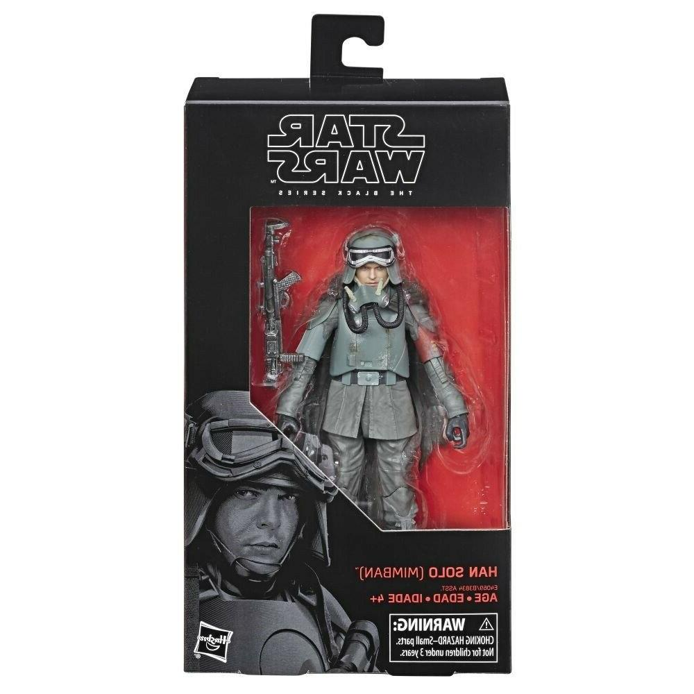 Star Black Series Action Figures Wave