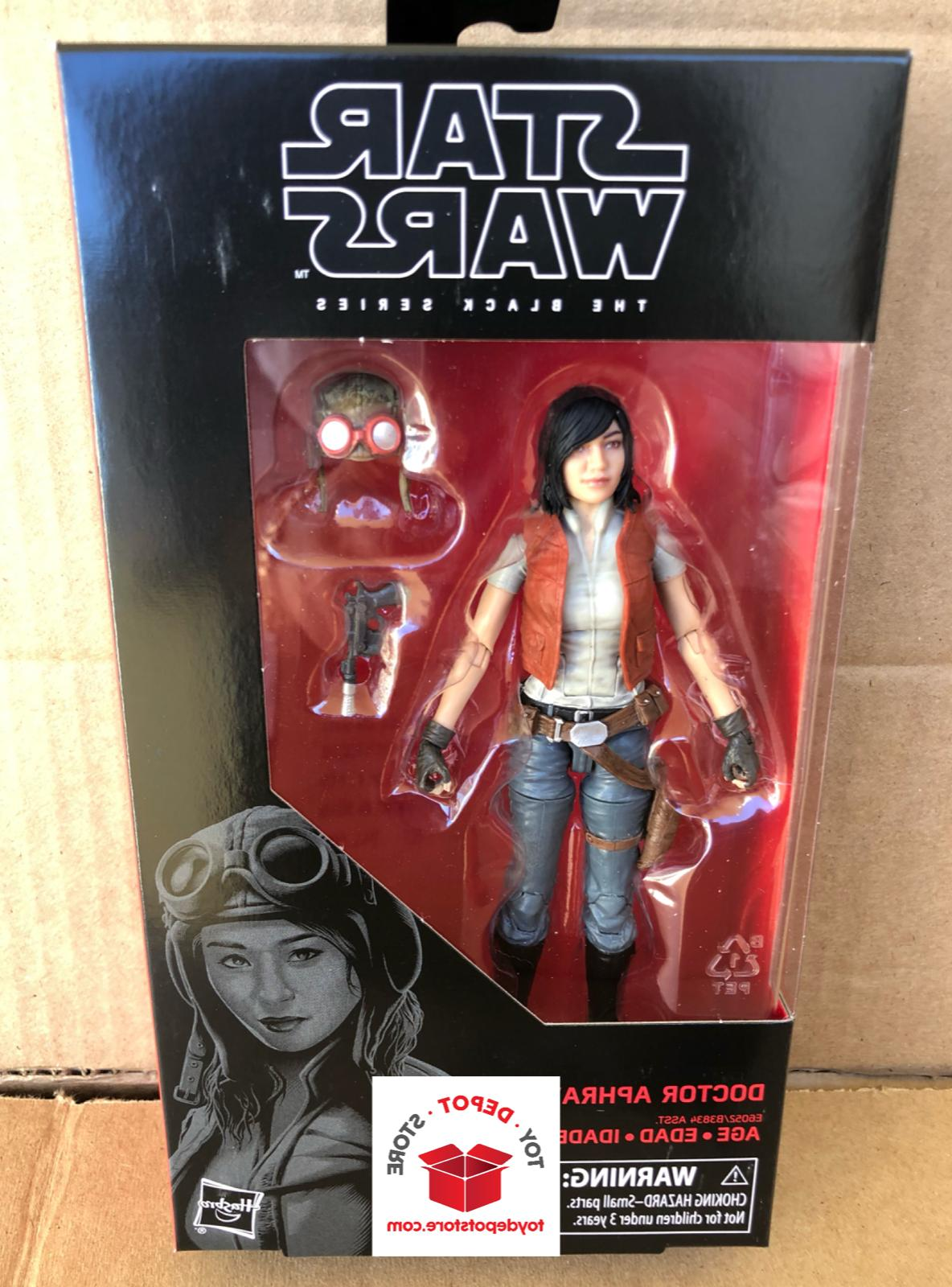 star wars the black series doctor aphra