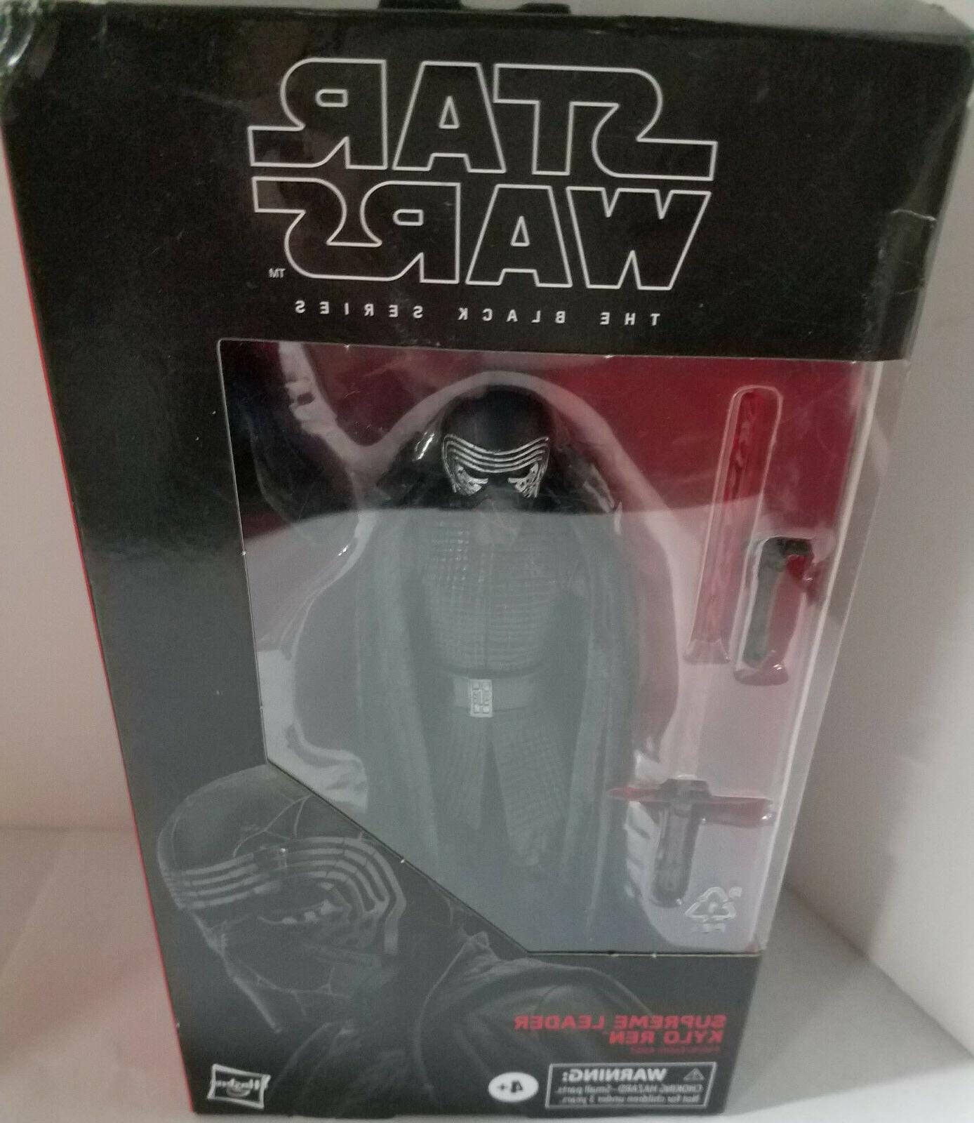 Hasbro Wars Black Series inch, from 18, FREE SHIPPING