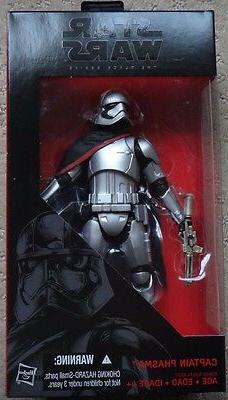 Star Wars The Force Awakens Black Series 6 Inch Captain Phas