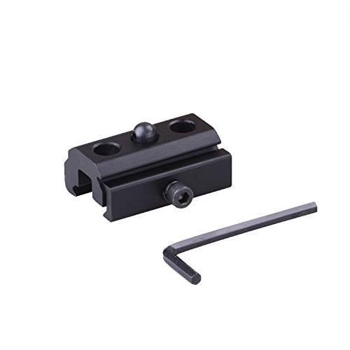 CVLIFE Tactical Rifle Bipod Spring Return Adapter