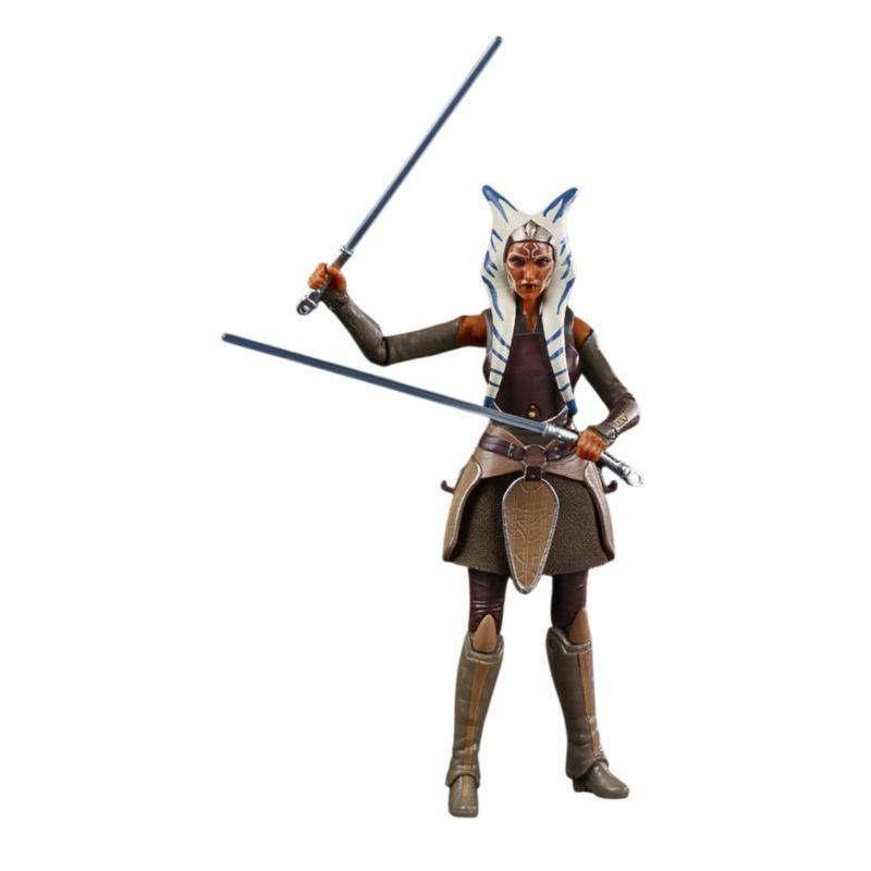 Star Wars Black Series Tano Action In Stock