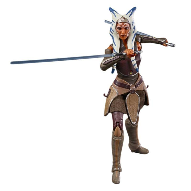 Star Wars Series Tano 6-Inch Action In Stock