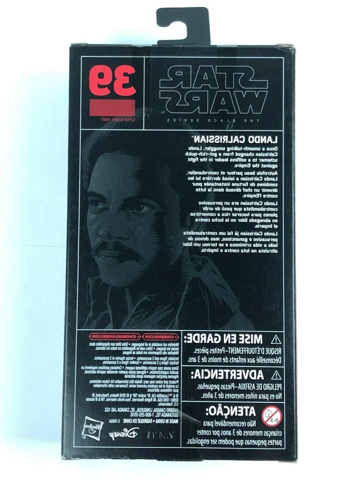 Star The Series Lando #39