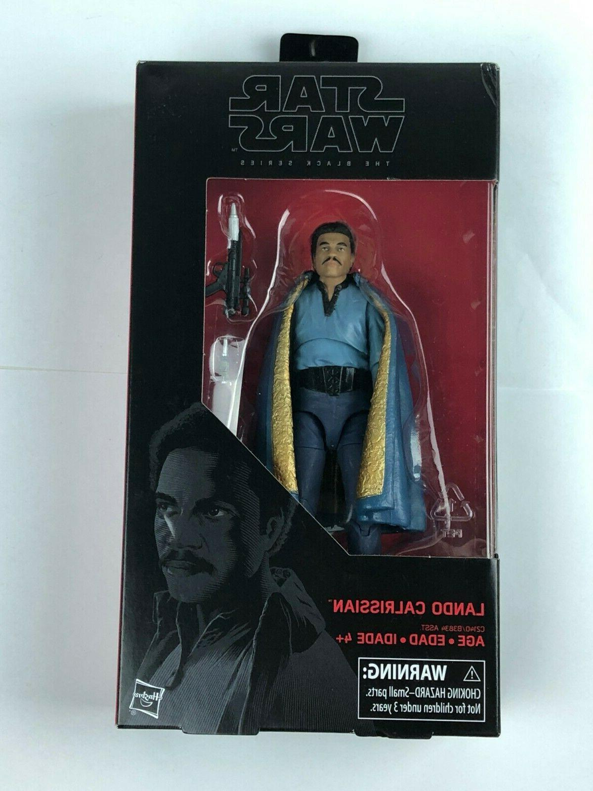the black series lando calrissian 6 inch