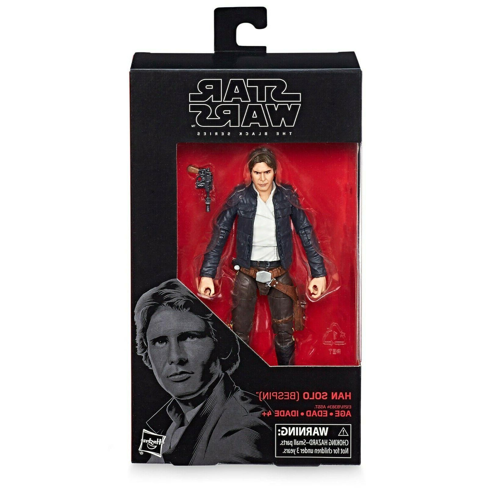Star Series Wave Inch Figures