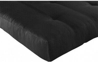 6 inch Futon Mattress Full Tufted fits Frame