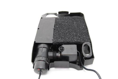 Jebao UIF-2000 All-in-One Pond Filter Pump with 9 Clarifier