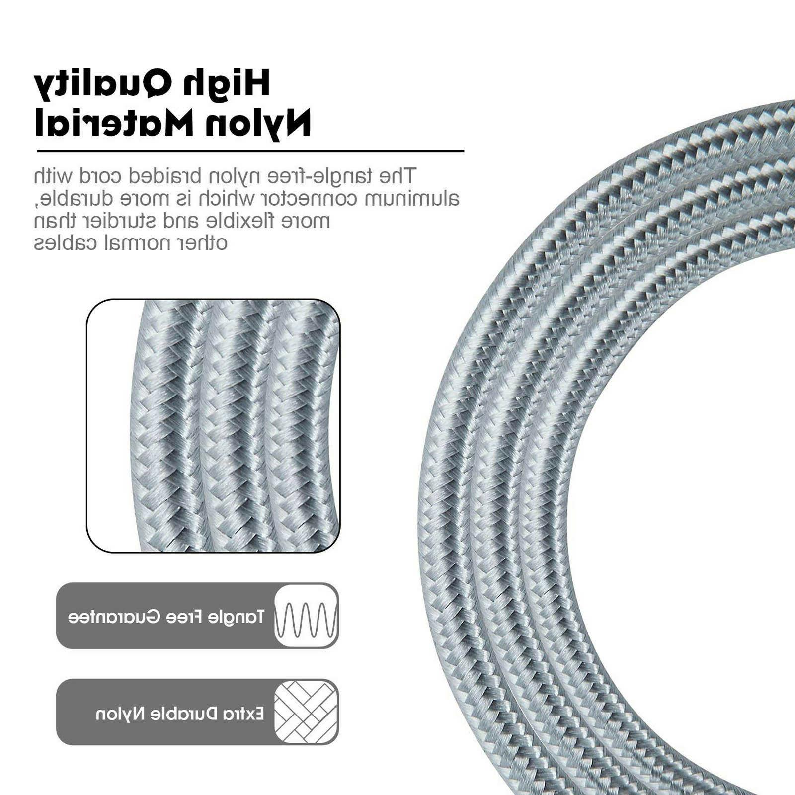 Braided Type-C 3.1 Charging Cable
