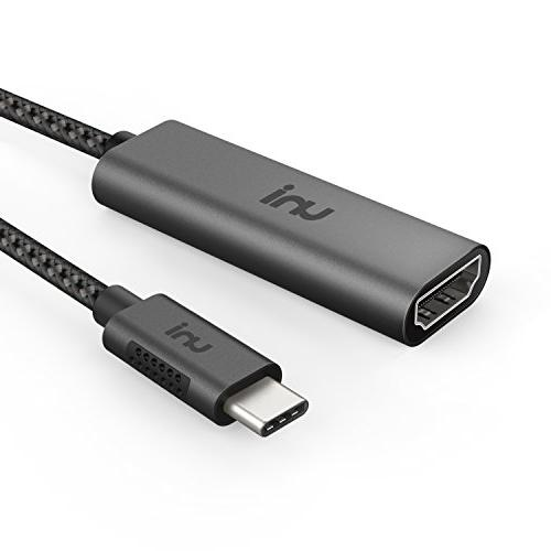 USB to HDMI Adapter , uni USB Type-C to for Pro, Galaxy 8, Surface Book 2, XPS More