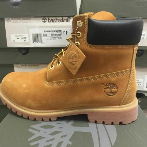wheat men s boots 6 inch classic