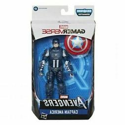 Marvel Legends Gamerverse Captain America 6-Inch Action Figu