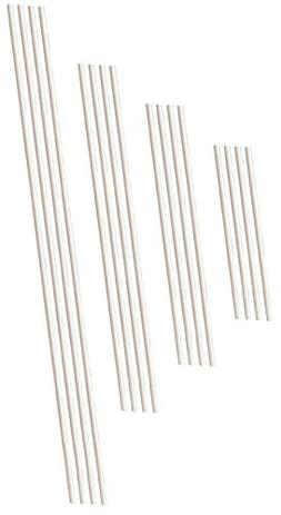 Wilton 6 Inch Lollipop Sticks 300 ct