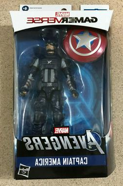 "Marvel Legends Gamerverse Captain America 6"" Inch Abominatio"