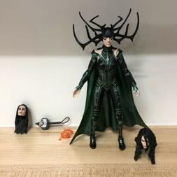 Marvel Legends Hela 6 inch action figure Loose NEW IN HAND T