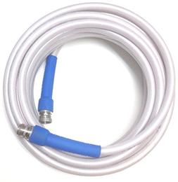 Armadillo Hose NA06 1/2-Inch by 6-Foot Naked Water Hose