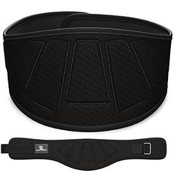 "ProFitness Neoprene Weight Lifting Belt 6"" Back Support, Per"