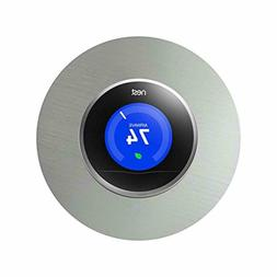 Nest Thermostat Wall Plate 6inch Stainless Steel Cover Plate