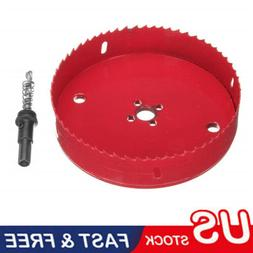 NEW 6 inch 150 mm Hole Saw Blade Corn Hole Drilling Cutter W