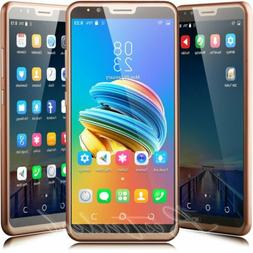 New Android 8.1 Quad Core 6 Inch Smartphone Unlocked 3G GSM