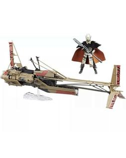 NEW! Star Wars The Black Series - ENFYS NEST'S SWOOP BIKE w/