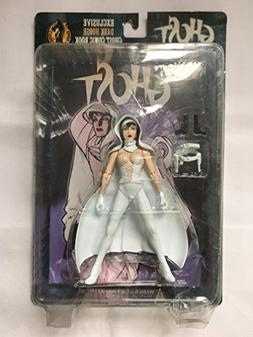 "Limited Edition Numbered 6½"" Ghost Action Figure - With Exc"