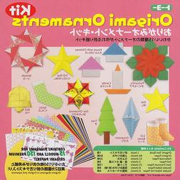 Origami Holiday Ornament Kit