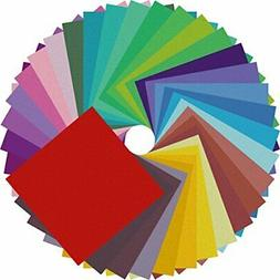 Origami Paper Double Sided Color 200 Sheets 20 Colors  6 Inc